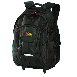 Urban Rolling Laptop Backpack Main Image