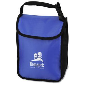 Click It Handle Lunch Sack - Closeout Main Image