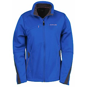 North End Sport Bonded Fleece Jacket - Ladies' Main Image