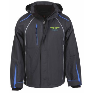 Technical Insulated Seam-Sealed Jacket - Men's Main Image