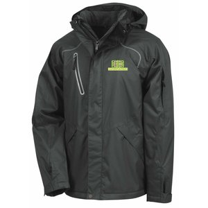 Sherpa Fleece Lined Seam-Sealed Jacket - Men's Main Image