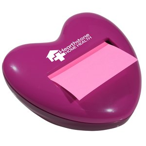 Post-it® Pop-Up Notes Dispenser - Heart Main Image