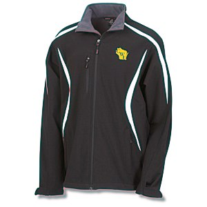 Colorblock Soft Shell Jacket - Men's Main Image