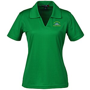 Dri-Mesh V-Neck Sport Shirt - Ladies' Main Image