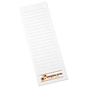 "Bic Magnetic Notepad - 9"" x 3"" - 50 Sheet Main Image"