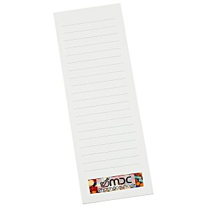 "Bic Magnetic Notepad - 9"" x 3"" - 25 Sheet Main Image"