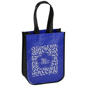 Eat Lunch Tote Bag - Flower Main Image