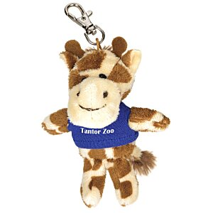 Wild Bunch Key Tag - Giraffe Main Image