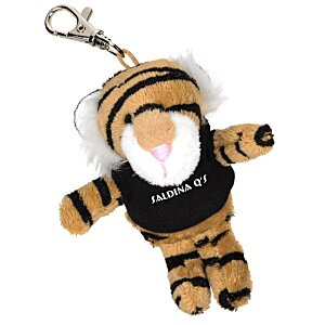 Wild Bunch Key Tag - Tiger Main Image