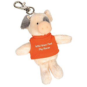 Wild Bunch Key Tag - Pig Main Image