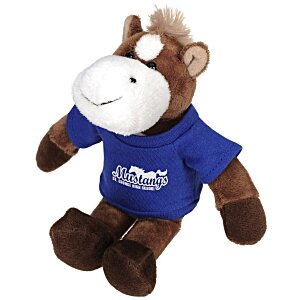 Mascot Beanie Animal - Horse Main Image