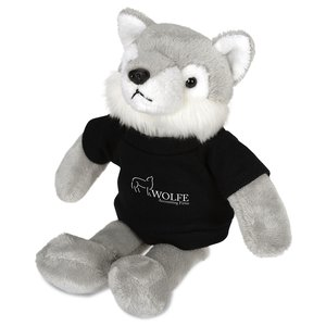 Mascot Beanie Animal - Wolf Main Image
