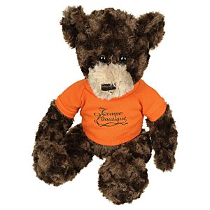 Dark Brown Dexter Teddy Bear Main Image