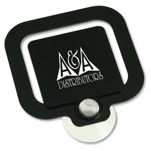 Note Holder w/Suction Cup - Opaque Main Image