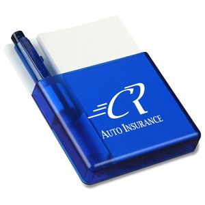 Car Vent Note Pad with Pen - Translucent Main Image