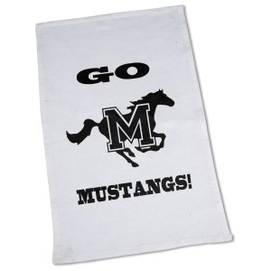 Rally Towel - White Main Image