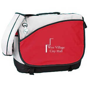 Freestyle Laptop Messenger Bag - 24 hr
