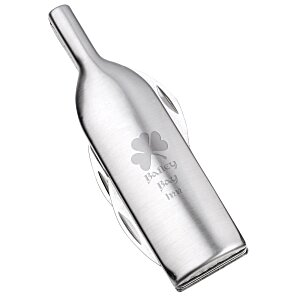 Spirit Wine Bottle Shaped Opener - 24 hr