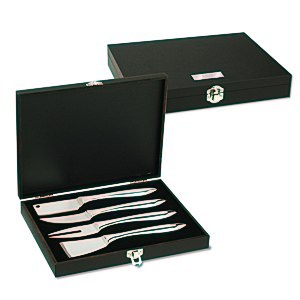 Macon 4-pc Serving Utensil Set - 24 hr