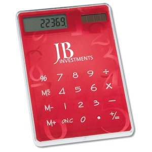 Sleek-n-Slim Calculator - Numbers Edition - Closeout Main Image