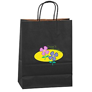 "Matte Shopping Bag – 13"" x 10"" - Full Color Main Image"