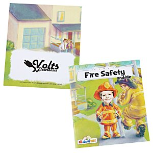 All About Me Book - Fire Safety Main Image
