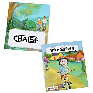 All About Me Book - Bike Safety Main Image