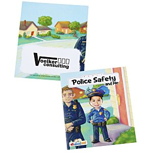 All About Me Book - Police Safety Main Image