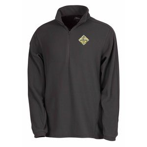 Horizon Textured Microfleece Pullover - Men's Main Image