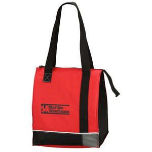 KOOZIE® Tri-Tone Insulated Grocery Tote Main Image