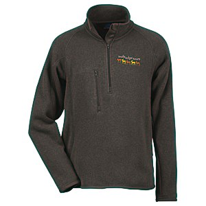 Regan Easy Care Sweater Fleece Pullover - Men's Main Image