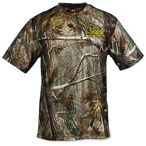 Performance SS Camo T-Shirt Main Image