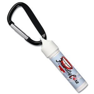 Value Soy Lip Balm w/Carabiner - Dentist Main Image
