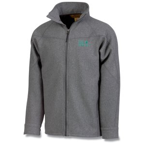 Salem Wool-Blend Bonded Fleece Jacket - Men's Main Image