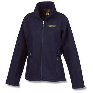 Providence Wool-Blend Bonded Fleece Jacket - Ladies' Main Image