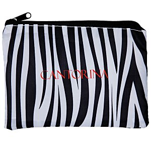 Fashion Pouch - Zebra Main Image