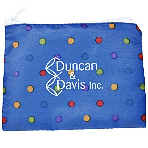 Fashion Pouch - Polka Dots Main Image
