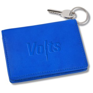 Leather ID Holder Main Image