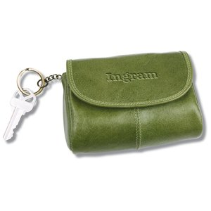 Leather Mini Cargo Wallet Main Image
