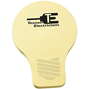 Post-it® Custom Notes - Bulb - 50 Sheet - Stock Design Main Image
