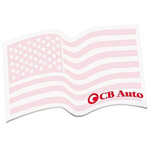 Post-it® Custom Notes - Flag - 25 Sheet - Stock Design Main Image