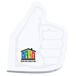 Bic Sticky Note - Thumbs Up - 25 Sheet - Stock Design Main Image