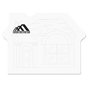 Bic Sticky Note – House – 100 Sheet - Stock Design Main Image