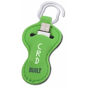 BUILT Peanut USB Flash Drive Holder Main Image