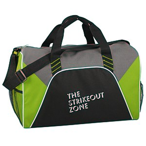 Color Panel Sport Duffel - Screen - 24 hr Main Image