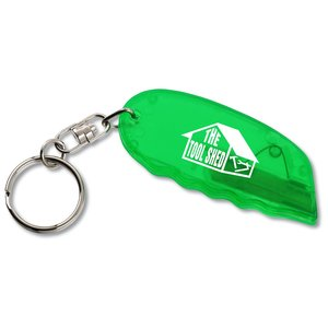 Safety Cutter w/Key Ring - Translucent Main Image