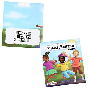 All About Me Book - Fitness and Exercise Main Image