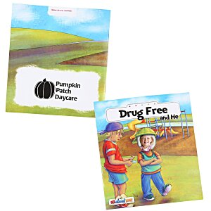 All About Me Book - Drug Free Main Image