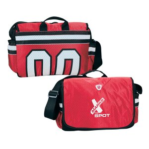 Our Team Jersey Messenger - Closeout Main Image