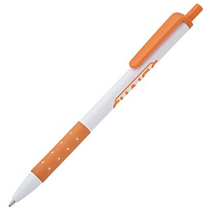 Grip Click Pen - White Main Image